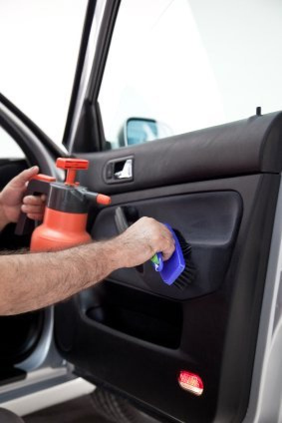 Car Interior Cleaning Kit