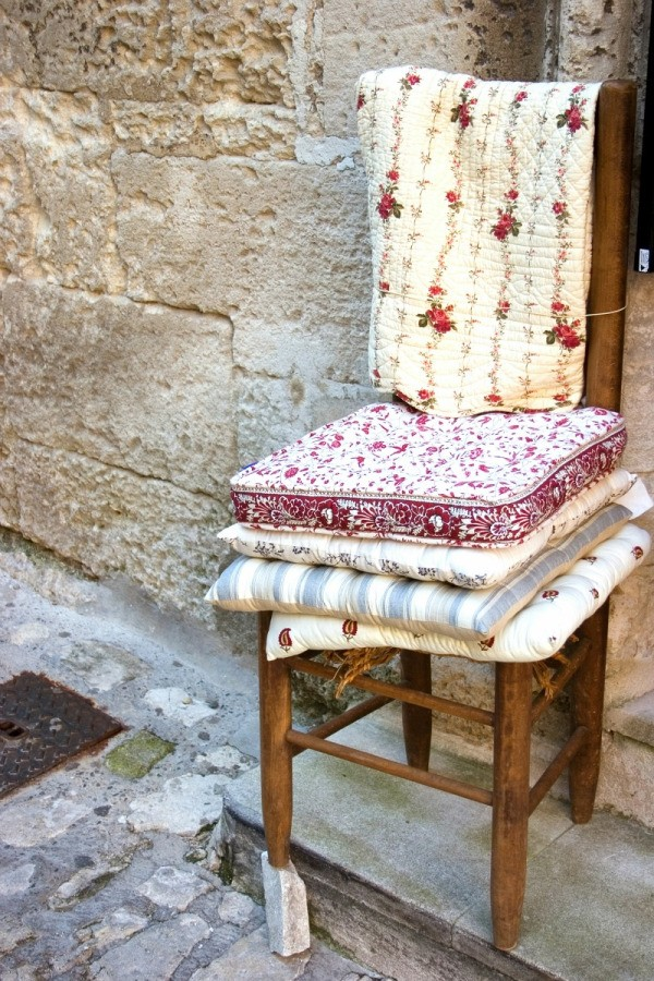 Making Chair Cushions Thriftyfun