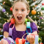 Making A Paper Chain Garland My Frugal Christmas