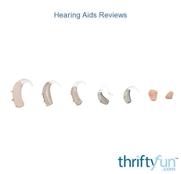 Hearing Aids Reviews | ThriftyFun