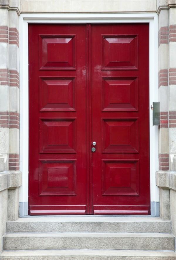 Paint Color Ideas for Exterior Door | ThriftyFun on Door Color Ideas  id=78724