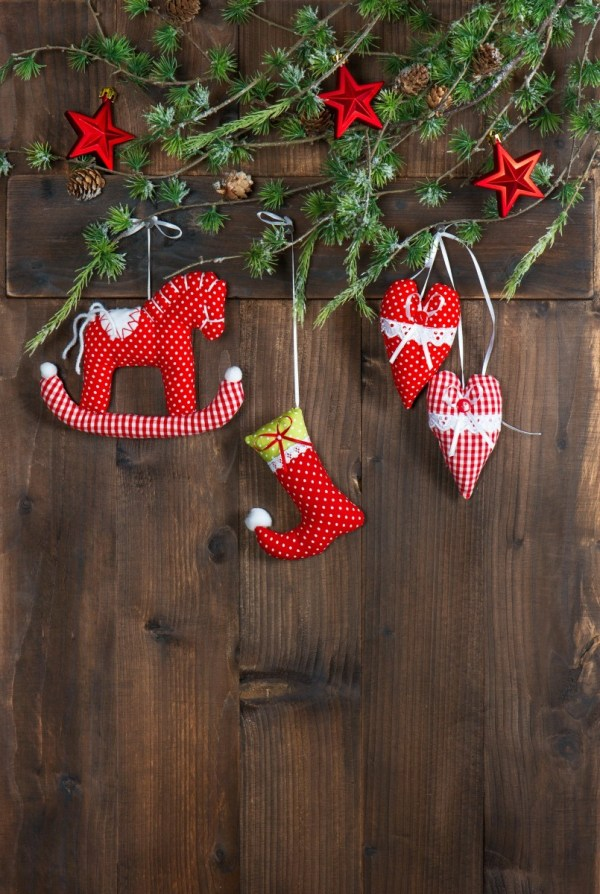 christmas ornaments sewing # 8