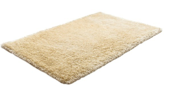 A Wool Rug Laying On The Floor