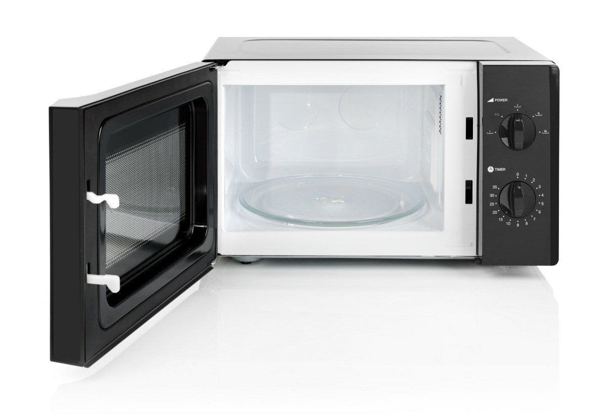 a glass microwave turntable tray
