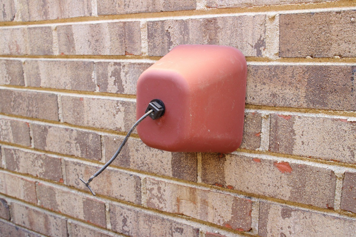how to make an outside faucet cover for