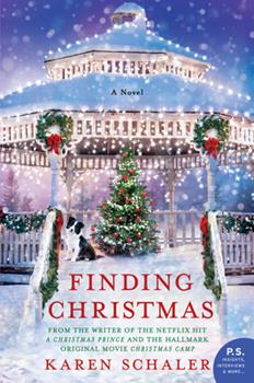 Paperback Finding Christmas : A Novel Book