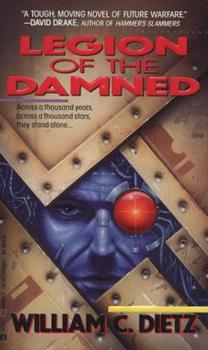 Mass Market Paperback Legion of the Damned Book
