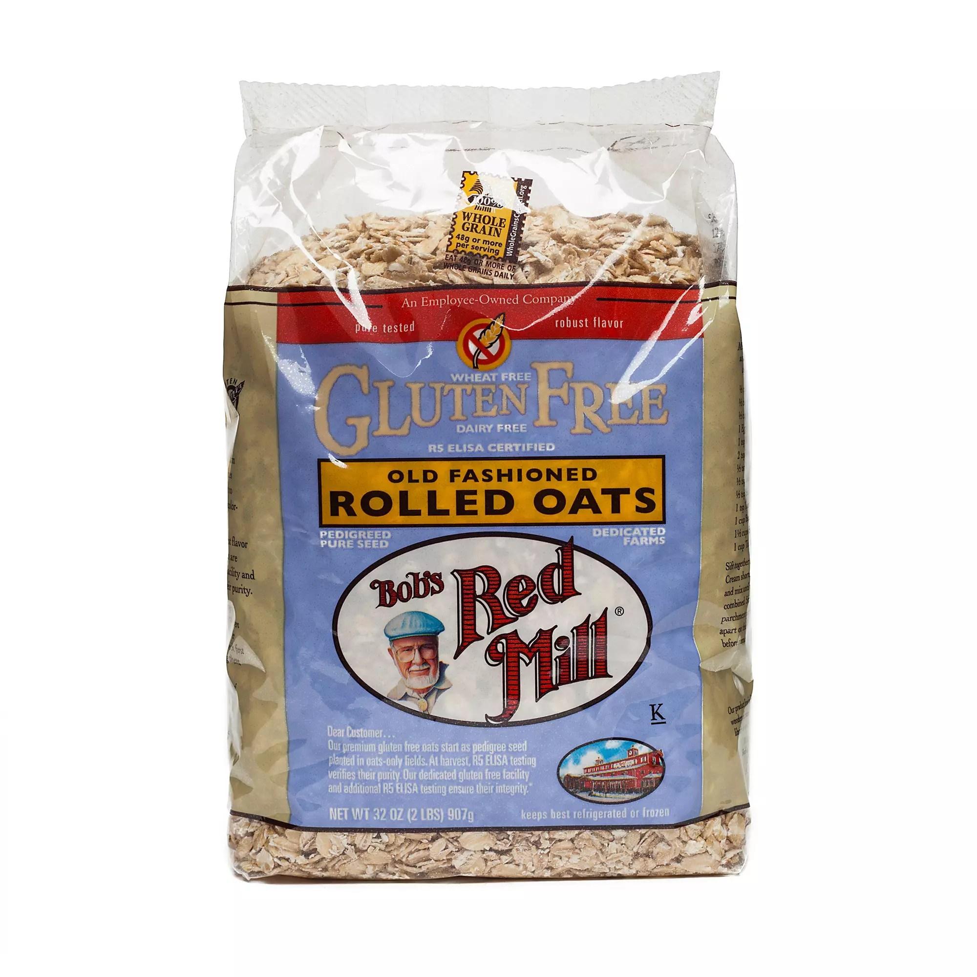 Gluten Free Rolled Oats