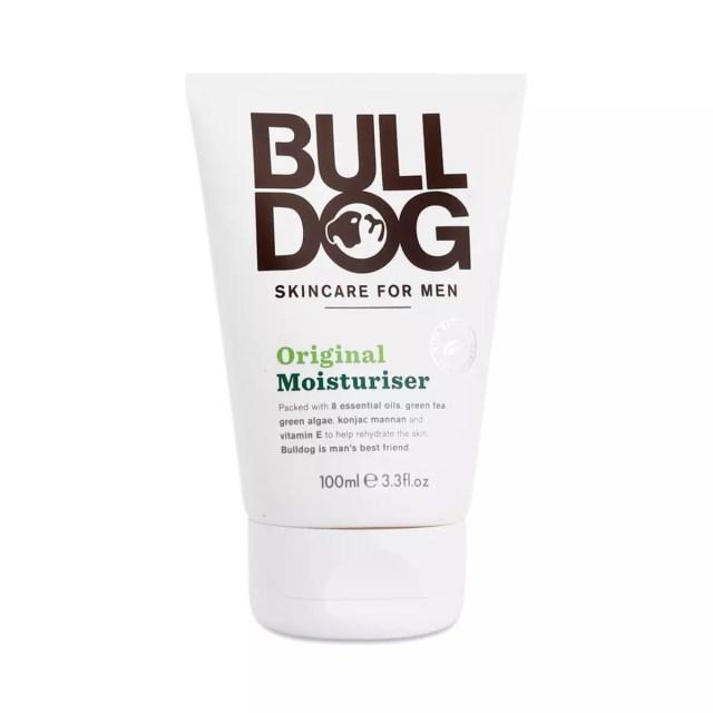 men's face moisturizer by bulldog - thrive market