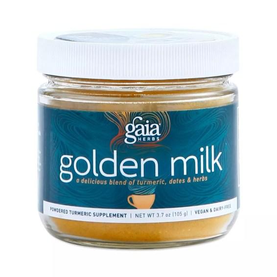 Golden Milk by Gaia Herbs - Thrive Market