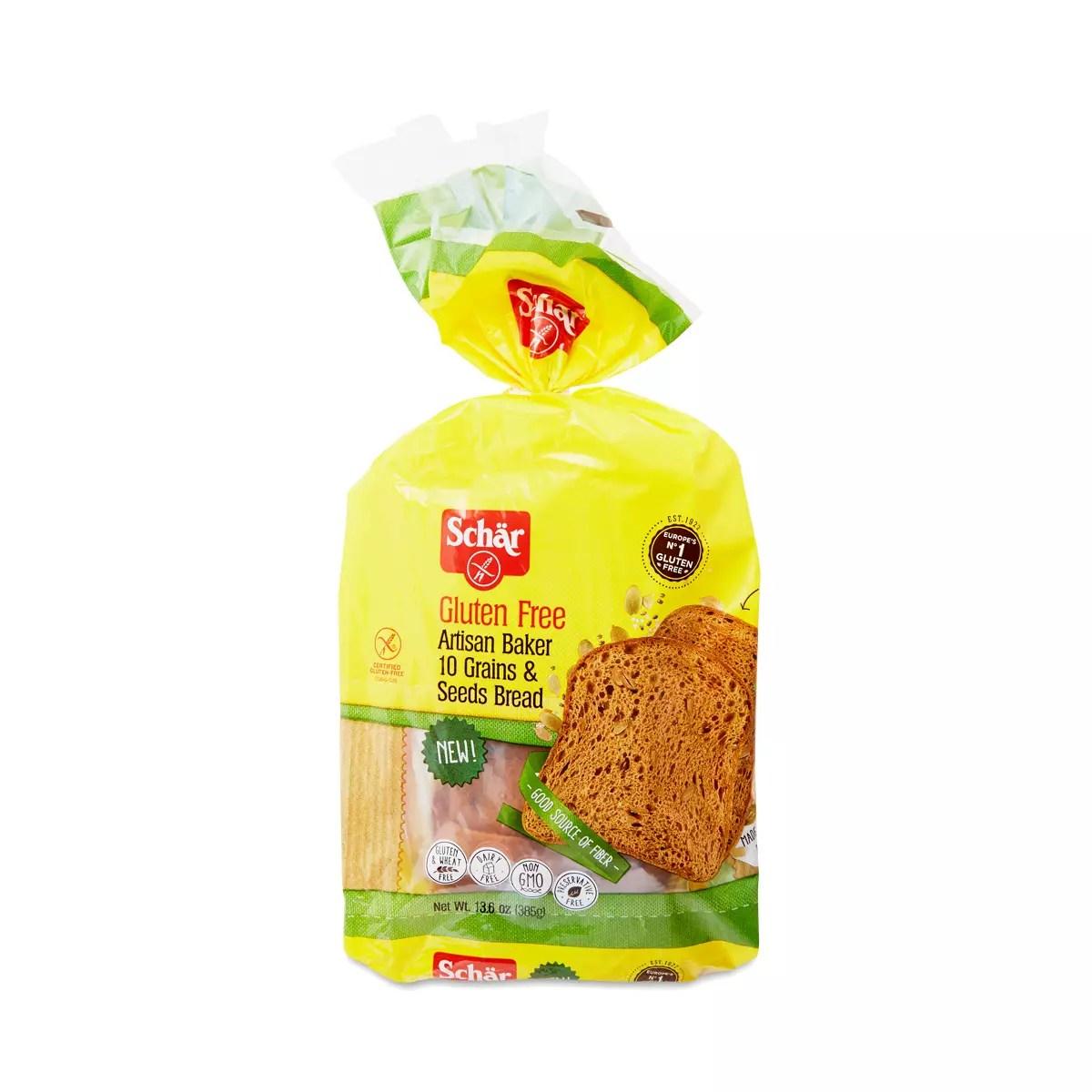 Gluten Bread Free Schar