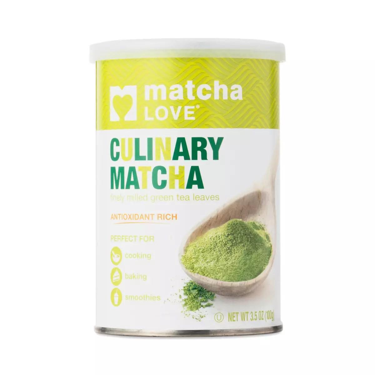 Culinary Green Tea Matcha Powder