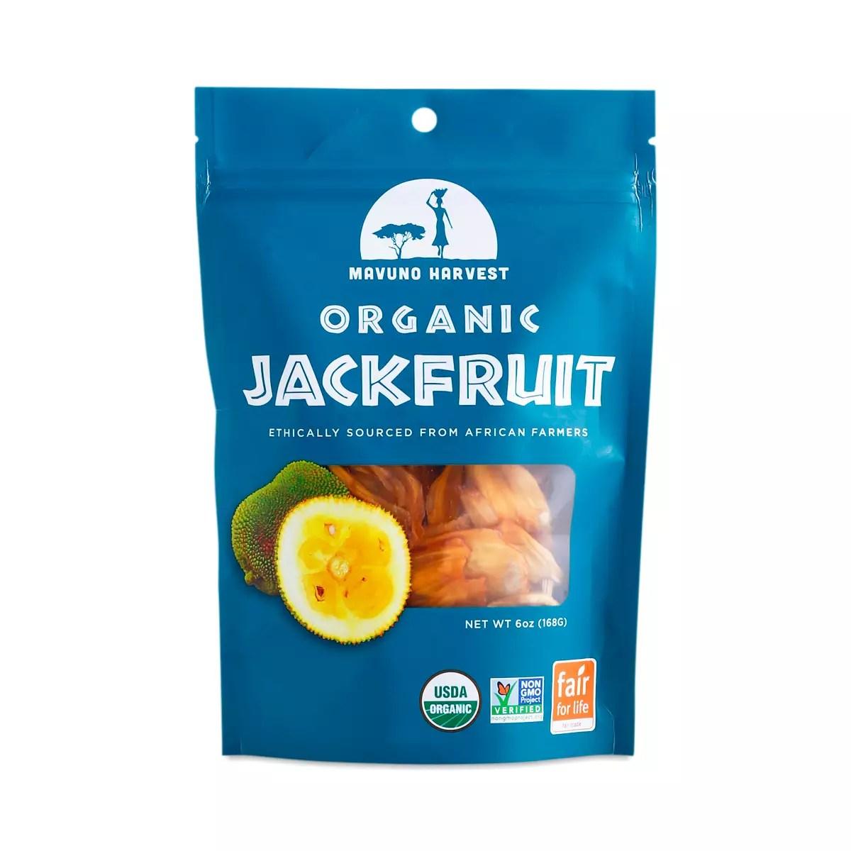 Organic Dried Jackfruit
