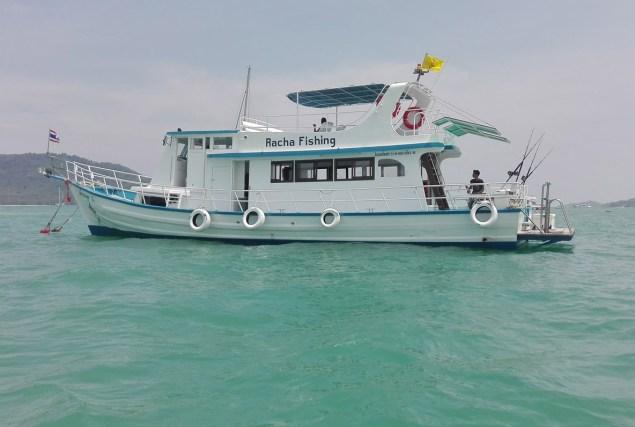 Лодка Nana