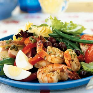 French-Style Shrimp Salad from Cooking Light