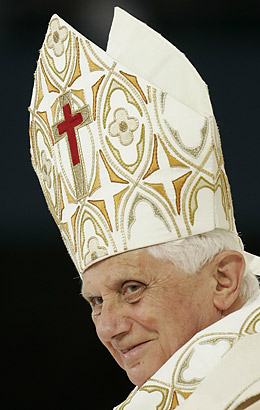 Pope Benedict Xvi The 2009 Time 100 Finalists Time