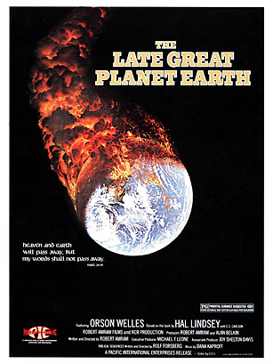 'Late Great Planet Earth' and Other Prophecy Books - Top ...