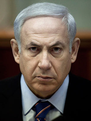 Report: Netanyahu To Delay Iran Attack Until Next Year t100poll netanyahu benjamin