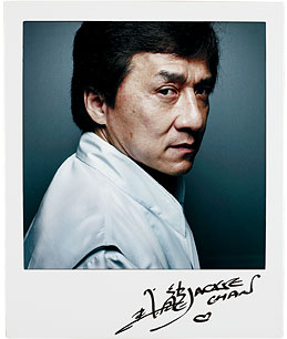 10 Questions for Jackie Chan