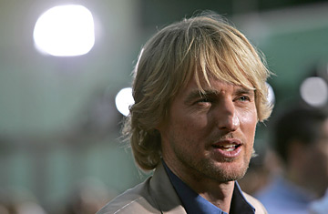 The Darker Side of Owen Wilson
