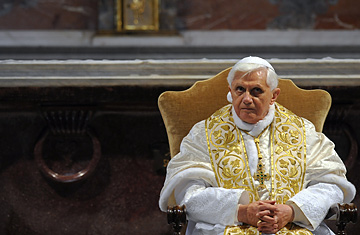 The Popes Sex Abuse Challenge