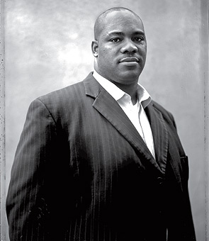 Anton Gunn, delegate to the Democratic National Convention and nominee for South Carolinas House District 79