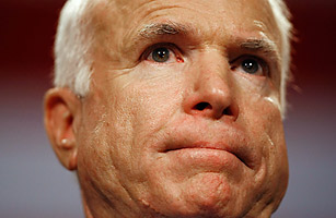 Whats Got McCain Down in Florida