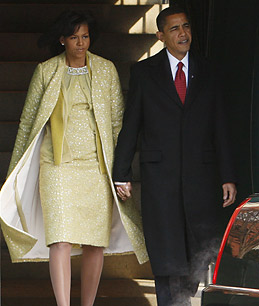 Michelle Obamas Dress: A Bold Choice in Designer Isabel Toledo