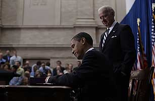 After the Stimulus, Can Obama Tame the Deficit?