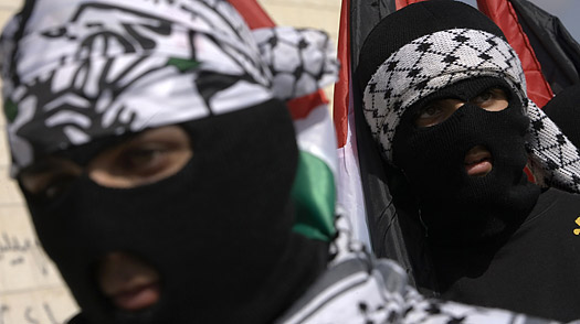 After Israels Election, Palestinians Weigh a New Intifadeh