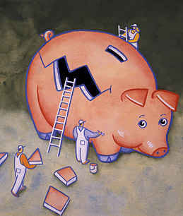 FDIC Reports That Bank Failures Are Rising