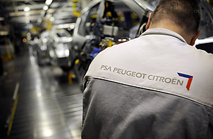 Amid Crisis, Cars Start to Drive Europe Apart