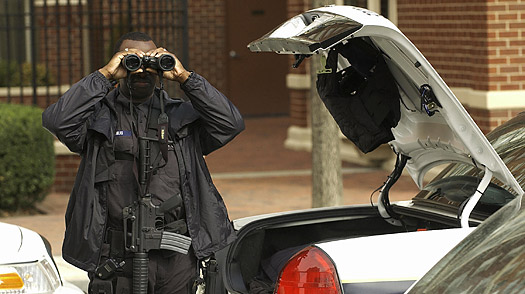Fusion Centers: Giving Cops Too Much Information?