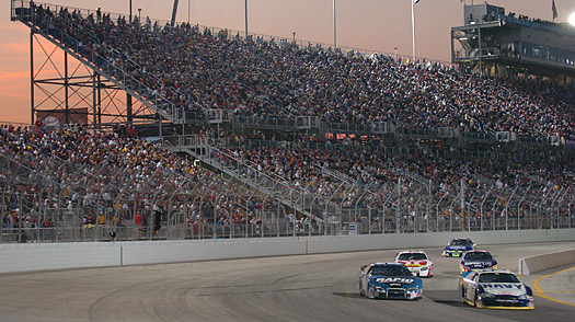 Daytona Drag: NASCAR Tries to Outrace the Recession