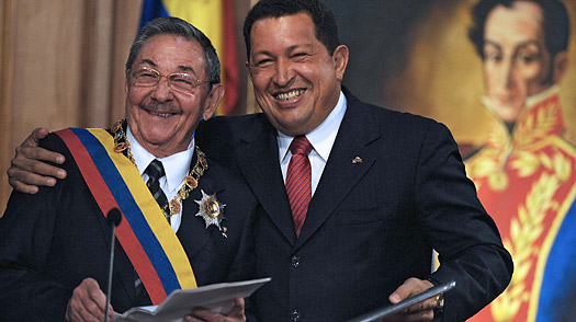 Castro and Chavez: The Evil Twins for Floridas GOP