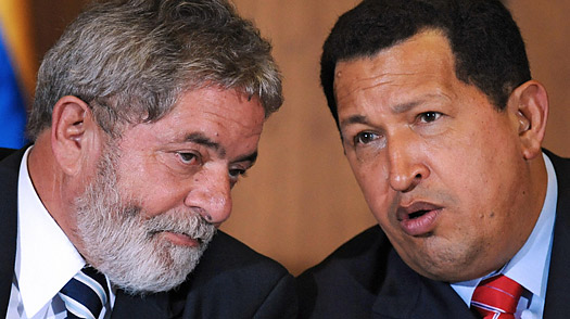 Brazils Lula: A Bridge for Obama to Latin Americas Left?