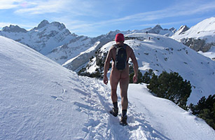 Another Reason to Visit Switzerland: Hiking in the Nude