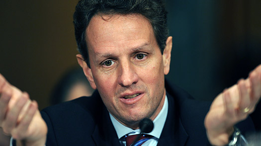 Tim Geithner — Hes Hiring! And His Critics Hope Its Soon