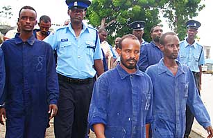 No Surrender to Somali Pirate Thugs