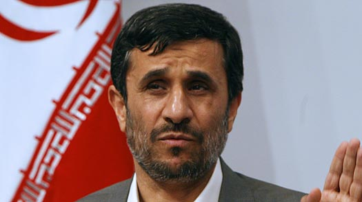 Has Ahmadinejad Softened His Position on Israel?