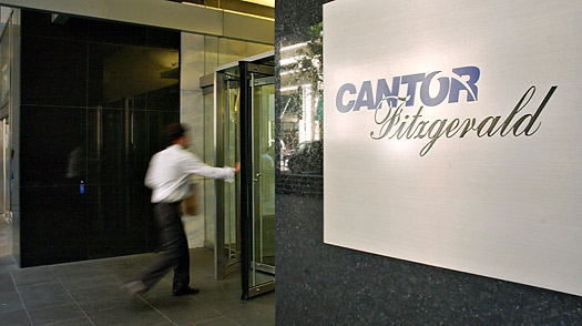 Cantor Fitzgerald, 9/11 Victim, Is Thriving in Financial Crisis