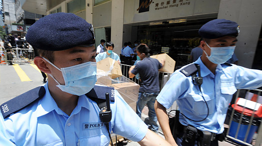 China and Swine Flu: Are Mexicans Being Singled Out?
