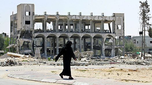A Dangerous Deadlock Persists in Gaza