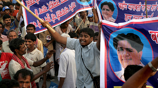 The Five Big Players Emerging From Indias Election