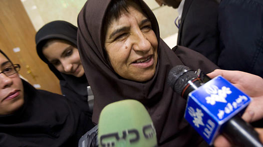 A Woman as President: Irans Impossible Dream?