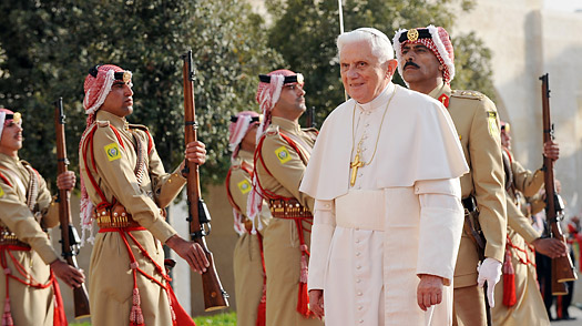 Pope Benedicts Latest Take on Islam