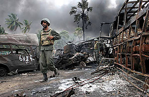 How to Defeat an Insurgency: Sri Lankas Bad Example