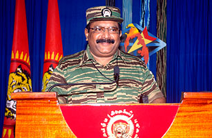 Colombo: Tamil Tiger Leader Killed in Ambush