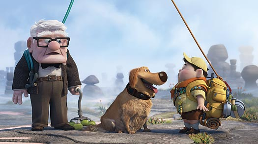 Box Office Weekend: Pixars Formula Delivers Again As Up Flies High