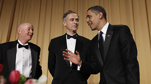 Twitter Goes to a Washington Dinner (a.k.a. #nerdprom)